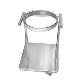 不锈钢垃圾桶架
