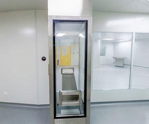 洁净区与非洁净区设置传递窗的目的?